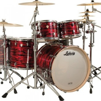 KEYSTONE STAGE22 4FUTS GALAXY BROWN LUDWIG