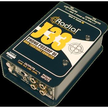 SRA J33 RADIAL