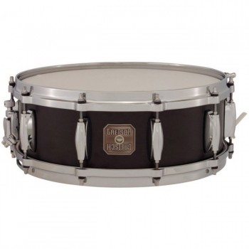 RENOWN MAPLE 14X06.5 SATIN BLACK GRETSCH