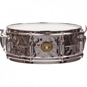 USA G4000 14X05 HAMMERED CHROME OVER BRASS GRETSCH