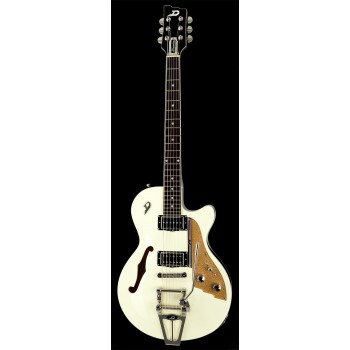STARPLAYER TV VINTAGE WHITE DUESENBERG