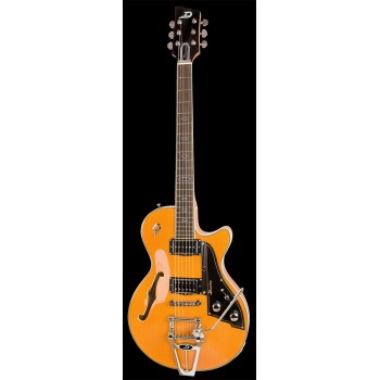 STARPLAYER TV HONEY BURST ALL OVER DUESENBERG