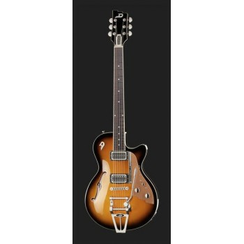 STARPLAYER TV TWO TONE SUNBURST  DUESENBERG
