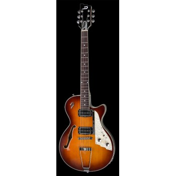 STARPLAYER TV HOLLOW VINTAGE BURST DUESENBERG