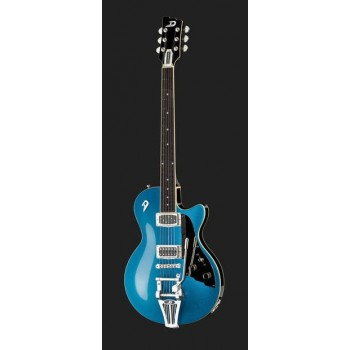 STARPLAYER TV CATALINA BLUE, No F-Hole DUESENBERG
