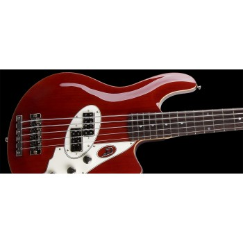 D-BASS 5 CORDES SONOMA RED...