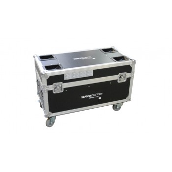 FLIGHT CASE 8 SERVO DOT 60 HD STARWAY