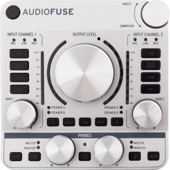 AUDIOFUSE CLASSIC SILVER...