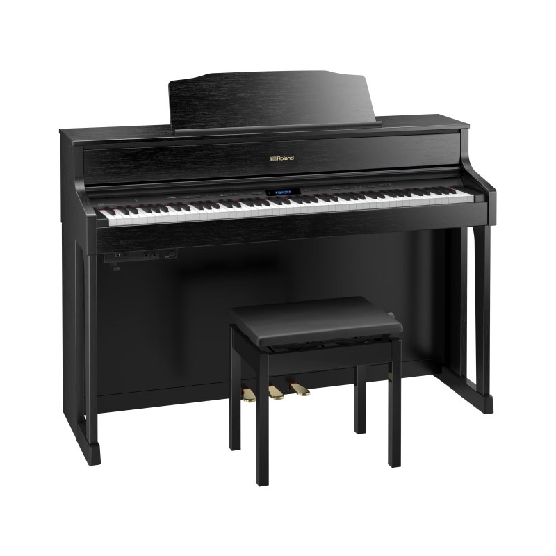 achat piano numerique hp603 cb roland a poitiers toucher. Black Bedroom Furniture Sets. Home Design Ideas