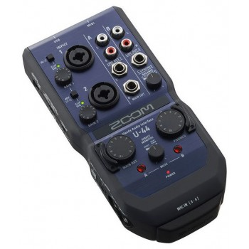 U-24 INTERFACE AUDIO MOBILE IOS/WINDOWS ZOOM