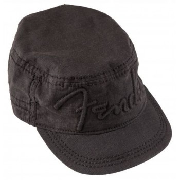 AXE PLAID FEDORA FENDER