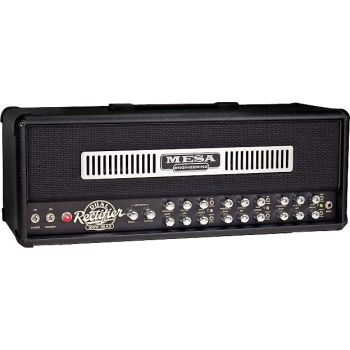 DUAL RECTIFIER CHROME PANEL MESA BOOGIE