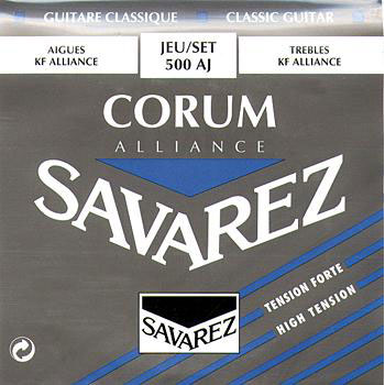 500AR ALLIANCE CORUM ROUGE SAVAREZ