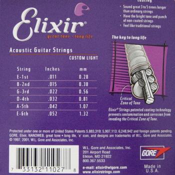 CEL 11027 ELIXIR