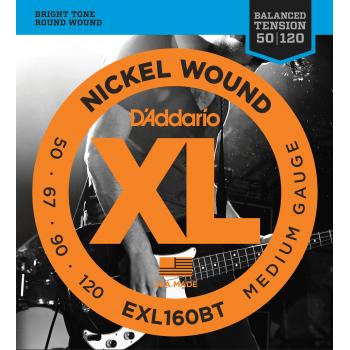 EXL160 D'ADDARIO