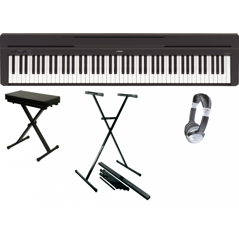 achat piano num rique yamaha p45b a niort. Black Bedroom Furniture Sets. Home Design Ideas