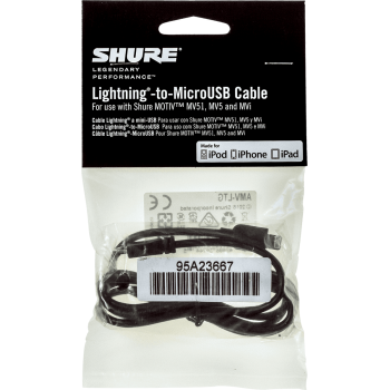 SSE AMV-USB SHURE