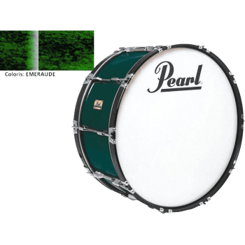 PIPE BAND 28X12 PEARL