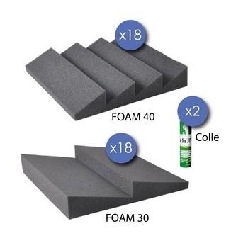 STUDIO FOAM KIT 36 Power...