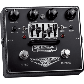 THROTTLEBOX-EQ MESA BOOGIE