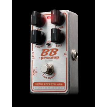 BB-PREAMP XOTIC