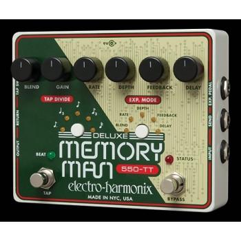 DELUXE MEMORY MAN ELECTRO HARMONIX