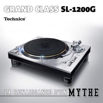 SL1200G PLATINE TECHNICS