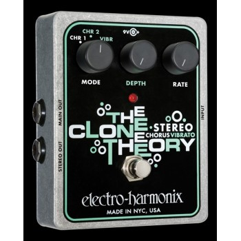 STEEL LEATHER ELECTRO HARMONIX