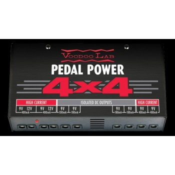 PEDAL POWER 2+ VOODOO LAB