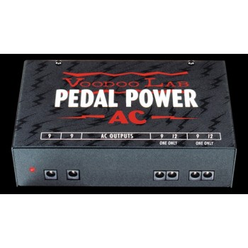 PEDAL POWER 4X4 VOODOO LAB