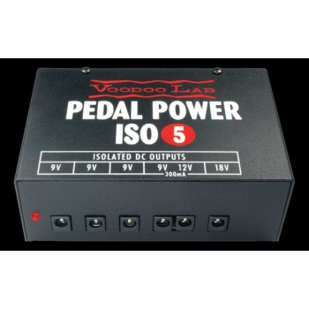 PEDAL POWER DIGITAL VOODOO LAB