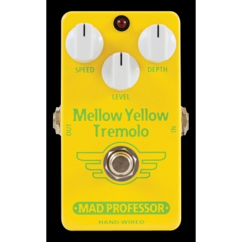 MELLOW YELLOW TREMOLO MAD PROFESSOR