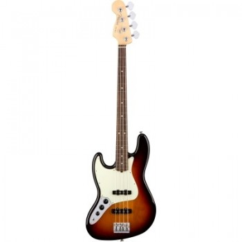 AMERICAN PROFESSIONAL JAZZ BASS MN SONIC GRAY FENDER