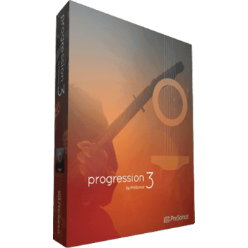 RPR PROGRESSION3-SERIAL PRESONUS