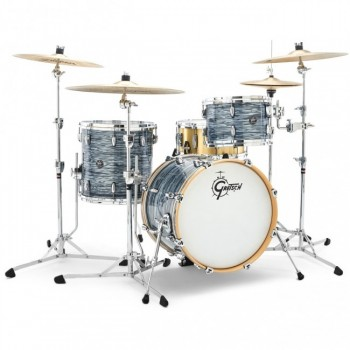 RENOWN MAPLE JAZZ18 3FUTS BLUE METAL GRETSCH