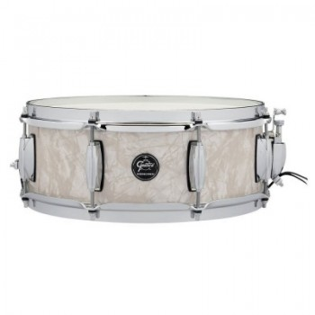 "14"" X 5 "" SILVER OYSTER PEARL GRETSCH"
