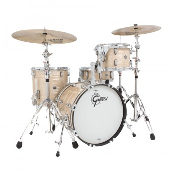 BROOKLYN JAZZ18 3FUTS GREY OYSTER GRETSCH