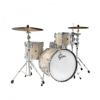 BROOKLYN FUSION20 3FUTS GREY OYSTER GRETSCH