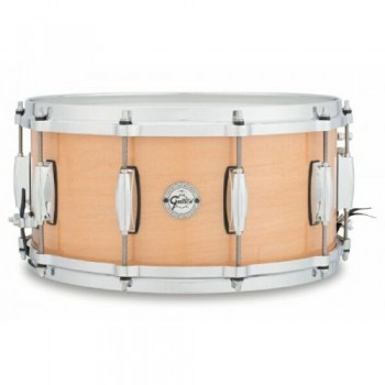 "SILVER SERIES 14"" X 5"" MAPLE (ERABLE) GRETSCH"