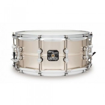 "SILVER SERIES 14"" X 6.5"" MAPLE (ERABLE) GRETSCH"