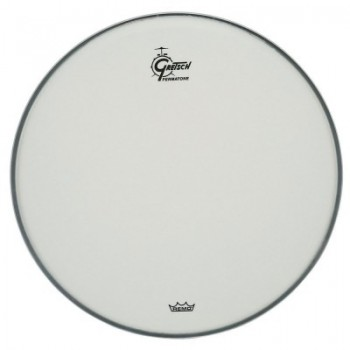 "TRANSPARENT 18"" FRAPPE GRETSCH"
