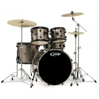 "MAINSTAGE 22"" 10"" 12"" 16"" 14""X5"" - BLACK METALLIC PDP"