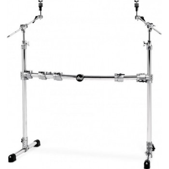 DR501C RACK 1BARRE COURBE PEARL