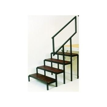 Main courante d'escalier SAMIA