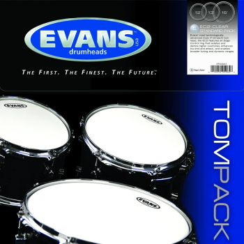 PACK EC2S 10/12/16 CLEAR TRANSPARENTE ROCK PINSTRIPE EVANS