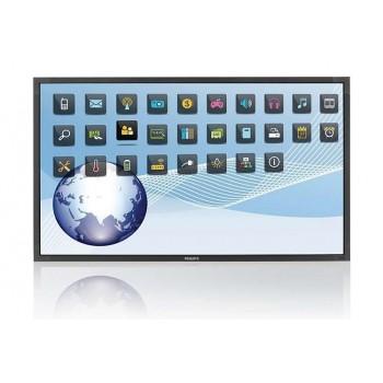 Ecran 55 pouces LED tactile Full HD Philips