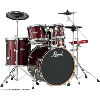 "EPRO LIVE STANDARD 22"" - 5 FUTS RED WINE PEARL"