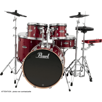 "EPRO LIVE STANDARD 22"" - 5 FUTS NATURAL CHERRY PEARL"