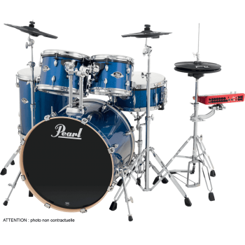 "EPRO LIVE ROCK 22"" - 5 FUTS ELECTRIC BLUE SPARKLE PEARL"