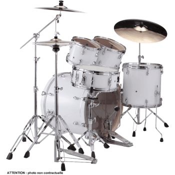 "EXPORT FUSION 20"" ARCTIC WHITE PEARL"